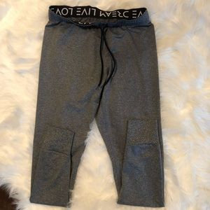 Live Love Dream sweat jogger pants Size Medium